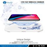 Samsung S8/S8とおよびiPhoneのための速い無線電話充電器8/8 Plus/X