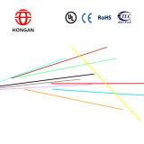 Câble de fibre optique d'Amoring de bande en acier avec le tube central
