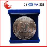 Form-preiswerte Großhandelsmetallandenken-Medaille