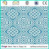 100 van de Polyester van de Digitale percenten Stof van de Druk Waterdichte Pu voor Zakken