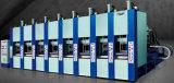 EVA Mousse automatique du caisson de nettoyage de moulage par injection de la machine avec système de servo