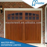 Different Design/Woodgrain Garage DoorのSingel Garage Door