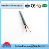 Superventas para el bajo alambre aislado PVC del cable de la tensión BVVB