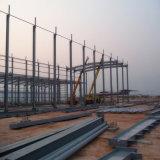 Edificio de estructura de acero diseñado profesional