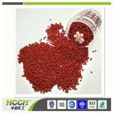 EVA de color rojo Masterbatch precio de mercado
