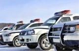 De LEIDENE van Senken Lichte Staaf van de Politie