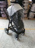 Tragen Aluminiumbaby-Spaziergänger des neuen Entwurfs-2017 mit Feldbett (H5106)