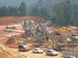 Grande capacidade da linha de produção de esmagamento de pedra de granito com Qualidade Superior