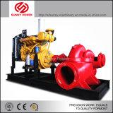 Bomba de agua de diesel de 120 kw para la minería Salida 468m3/H Presión 5.4bars