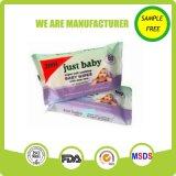 Spunlace nichtgewebter Baby-Gebrauch-weiches Baby-Gewebe