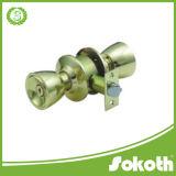 Hochwertiger Sokoth Marken-Aluminiumlegierung-Drehknopf-Tür-Verschluss, zylinderförmiger Griff-Verschluss, runder Griff-zylinderförmiger Verschluss