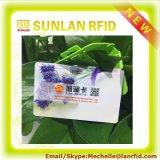 Amostra grátis somente leitura compatível Tk4100 Original Em4200 Em4305 T5577 Cartão RFID 125kHz / Cartão de identificação de PVC em branco