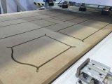 Estoque de ferramentas circulares para painéis com máquina CNC Hsd