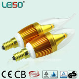 CB Approved 95ra 2200k 5W E14 СИД Bulb ERP SAA