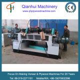 油圧回転式ベニヤの皮機械