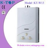 Un calentador de agua con gas Gas (KT-W12).
