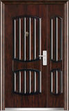 Bearbeitetes Eisen-Eintrag-Türen (WX-S-323-1200)