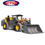 caricatore sotterraneo della rotella di estrazione mineraria del traforo di 2ton AL926