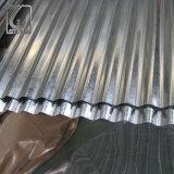 Лист крыши волнистого железа цинка SGCC Z60 гальванизированный Gi