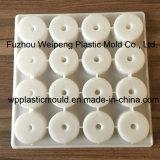 Конкретные круговые прессформы пластмассы прокладок для конструкции (YB5216-YL)