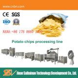 Venda a quente de aço inoxidável fábrica de chips de batata fresca