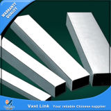 Tubo rectangular del acero inoxidable de ASTM A554