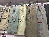 Pantaloni con 6 caselle, pantaloni del lavoro/pantaloni, pantaloni potati del carico degli uomini, più di 100000PCS