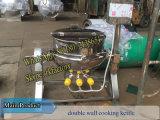 Bouilloire chauffante inclinable de 50 litres