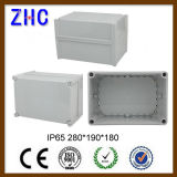 Распределительная коробка железы кабеля ABS 130*80*70 электрическая пластичная