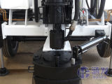 Foreuse hydraulique de Hf150t, exécution simple