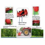 O trator montou o mini rebento agricultural de Rotavator