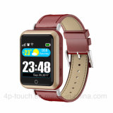 Bunte Screen-Puls-Monitor GPS-Verfolger-Uhr (D28)