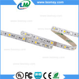 Caldo-vendendo l'indicatore luminoso di striscia flessibile di RGBW SMD5050 14.4W LED per la decorazione