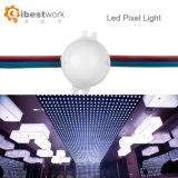 La venta caliente adorna la luz móvil impermeable de la cinta LED del pixel de la flexión LED del LED