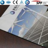 Утюг PV стеклянный Tempered солнечный стеклянный низкий