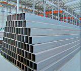 Rectangular galvanizado en caliente el tubo cuadrado/tubo de acero