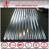 Strato del tetto del ferro galvanizzato acciaio dello zinco di Z100 Z150 SGCC