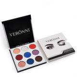 Veronni cosméticos Maquillaje 9 Colores Eyeshadow Palette Versión #3