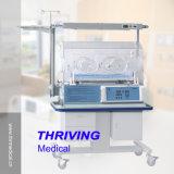 トロリー(THR-II90AB)が付いている赤ん坊の定温器