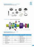 Moteurs à piston hydraulique MCR05 MCR5 pour la vente