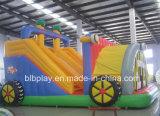 Надувные Car слайд для развлечений для детей