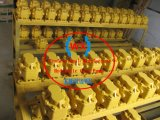 Numero del pezzo dell'OEM: 705-51-20290 per la macchina del caricatore di KOMATSU: Wa200. Parti idrauliche della pompa a ingranaggi di Wa180komatsu