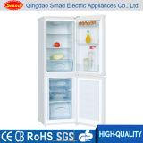 Smad Whosales Preis-doppelte Tür-Haushalts-Oberseite-Kühlraum Combi Kühlraum