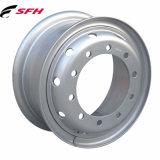 Погрузчик стальной колесный диск 7.50-20 для тяжелых грузовиков