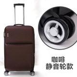 """安い価格のトロリー荷物旅行袋20の""""柔らかい荷物のオックスフォードの荷物袋"""
