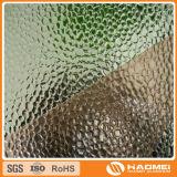 Geändertes orange Schalen-Muster-prägenaluminium