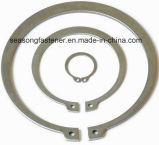 Anel de aço inoxidável / Anel de Retenção / e Anel O (DIN471 / DIN472 / DIN6799)
