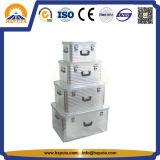 Хранение аргументы за атташеа алюминиевого дела (HW-5000)