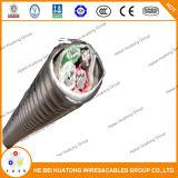 Fornitore di alluminio del cavo di Mc del collegare di Mc del certificato dell'UL del cavo del cavo di alluminio corazzato di alluminio di Mc
