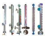 Calibre nivelado líquido liso de vidro de vista do petróleo do calibre nivelado